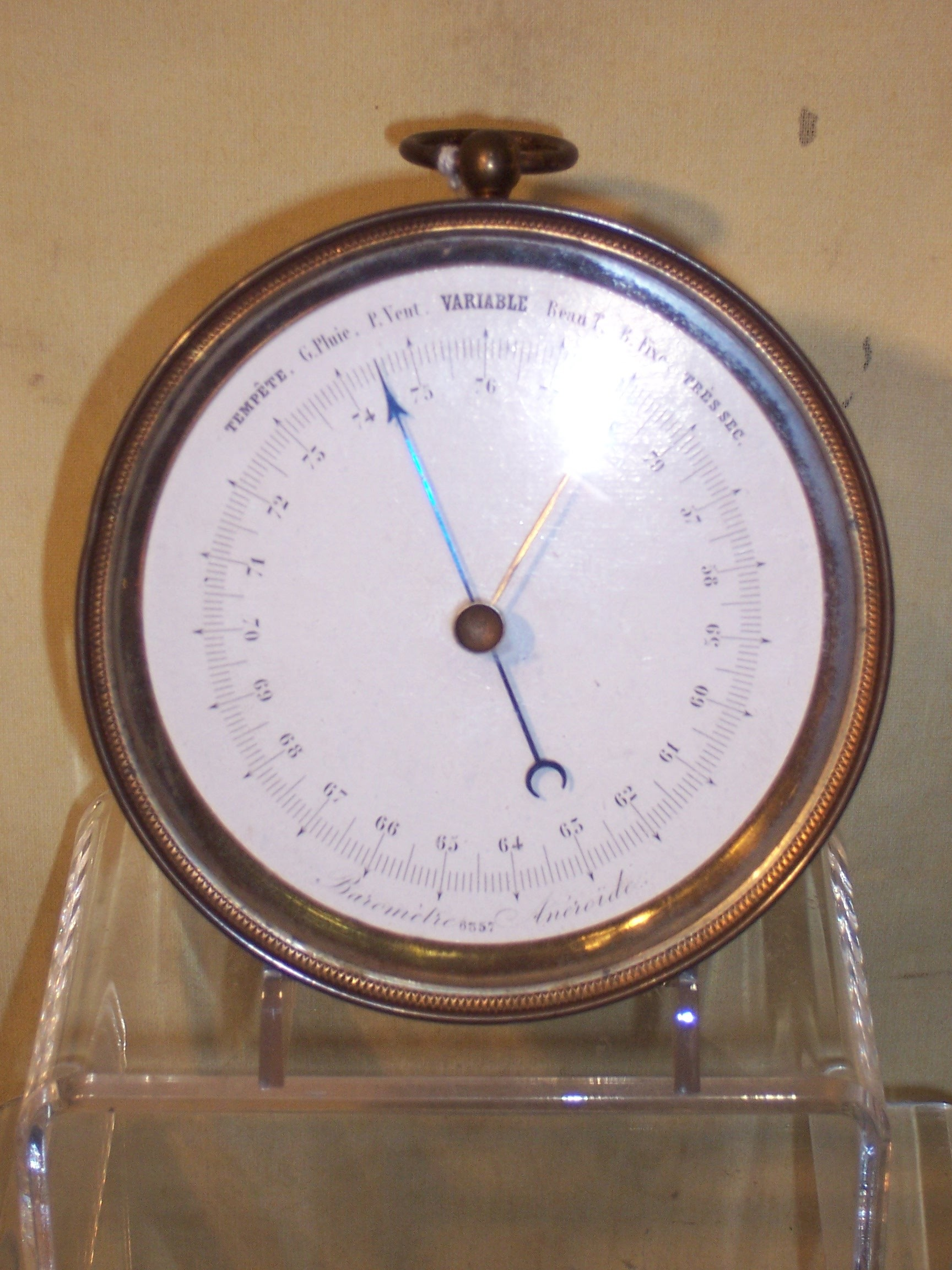 A452 Aneroid Barometer