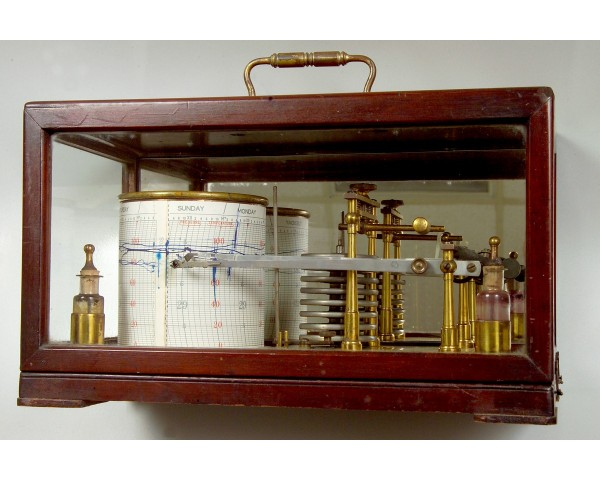Barographs or Recording Barometers